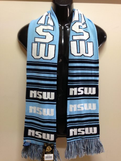 State of Origin Originals NSW Team Scarf