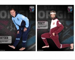 NRL NSWRL State of Origin Adult Footy Suits