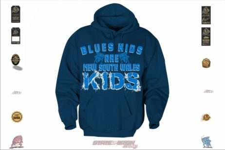State of Origin Originals Blues Toddler NSW Kids hoodie