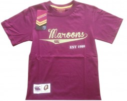 NRL QRL State of Origin CCC Teens T Maroons