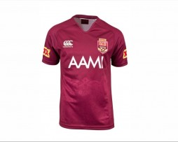 NRL QRL State of Origin Replica Captains Team Jersey
