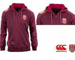 NRL QRL State of Origin Replica Mens Team Hoodie