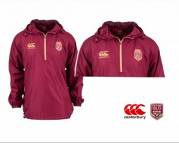 NRL QRL State of Origin Replica Team Spray Jacket (In a Packet)
