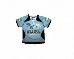 NRL State of Origin NSW Rugby League Youth Kids Polyester Jersey