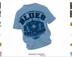 NSW State of Origin Originals Team Tweens Department T