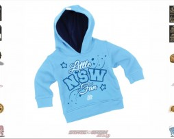 NSW State of Origin Originals Team Babies Fan Hoodie