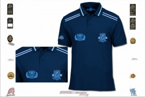 State of Origin Originals NSW Play Harder Mens Polo Shirt