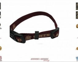 State of Origin QLD Originals Pet Collar