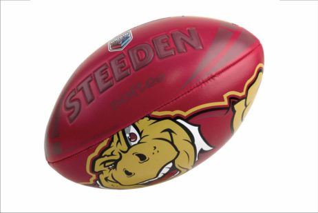 NRL State of Origin QRL Small Soft Ball 23-24cm