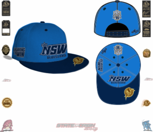 State of Origin 2018 NSW Playing to win Flat cap