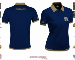 State of Origin I am Blues Ladies Team Polo