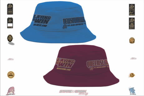 State of Origin 2018 Playing to win Bucket hat