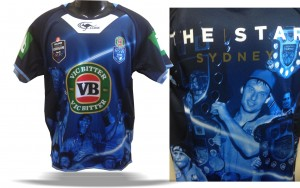 NRL State of Origin NSWRL Captains Jersey