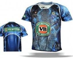 NRL State of Origin NSWRL Training Jersey