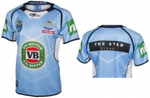 NRL State of Origin NSWRL 2018 - 2017 Pro Player Replica Jersey