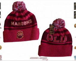 "State of Origin Team ""I am Maroon "" QLD Beanie"