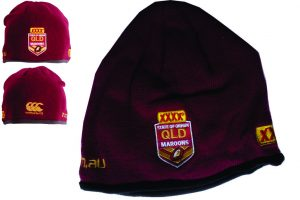 NRL State of Origin QRL Beanie!