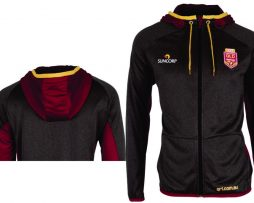 NRL State of Origin QRL Ladies Training Hoodie!