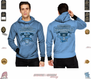 State of Origin 2018 Sports Originals Traditionally New South Wales Mens Hoodie
