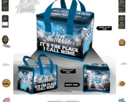State of Origin 2018 NSW Originals Home Cooler Bag large